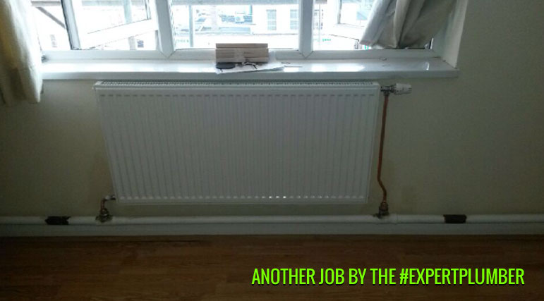Single Loop Radiator Plumbing, Isle of Dogs | Plumber East London