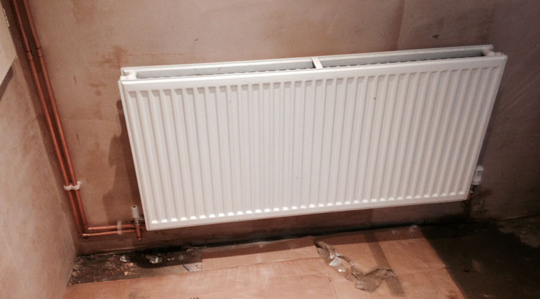 New Radiator Barking
