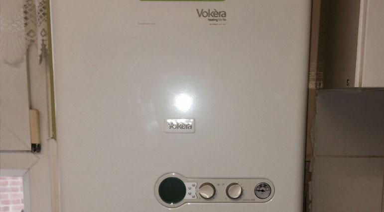 Vokera-Boiler