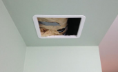 Gas Flue Inspection Hatch Stratford
