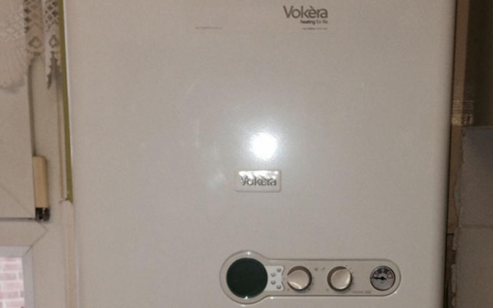 Vokera Boiler Installation